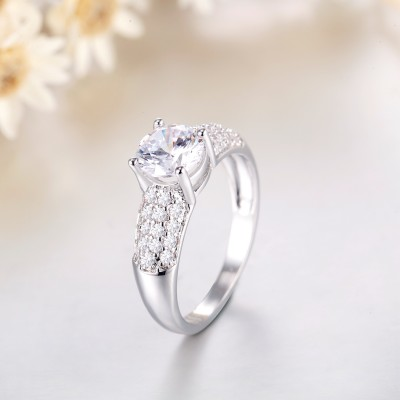 Stand By Me Engagement Wedding Ring